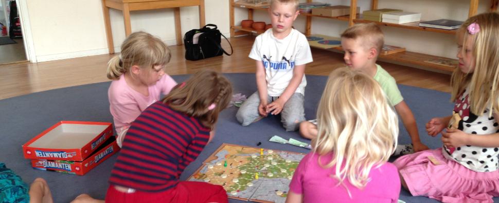 förskolaspelarspel